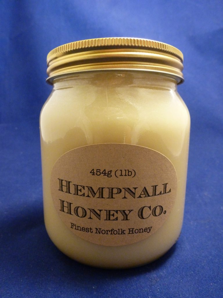 Set Honey 1lb jar
