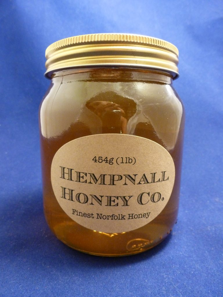Runny honey 1lb jar